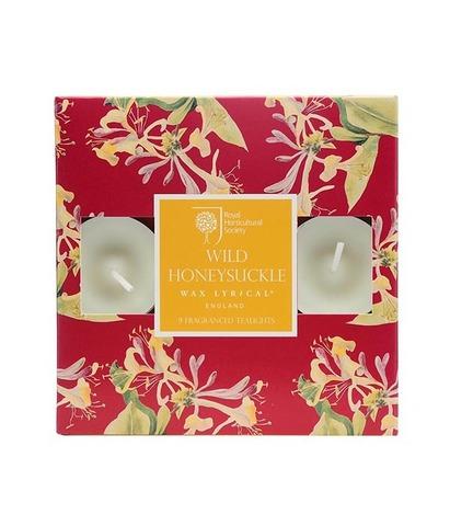 Набор ароматических чайных свечей Дикая жимолость, Wax Lyrical