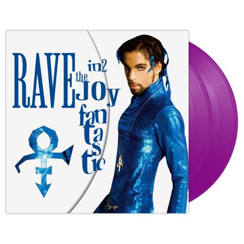 Prince / Rave In2 The Joy Fantastic (Coloured Vinyl)(2LP)