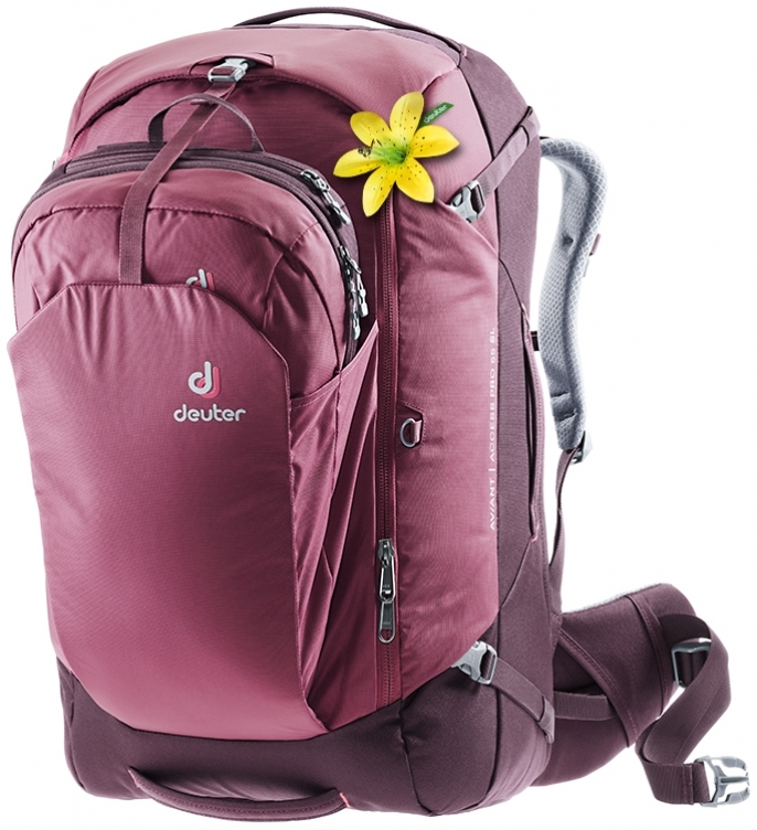 Новинки 2019 Рюкзак для путешествий женский Deuter Aviant Access Pro 55 SL image2__2_.jpg