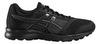Мужская беговая обувь Asics Patriot 8 T619N 9990 черные - фото, описание, технологии