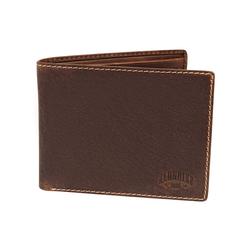 Бумажник Klondike Yukon, коричневый, 13х2,5х10 см