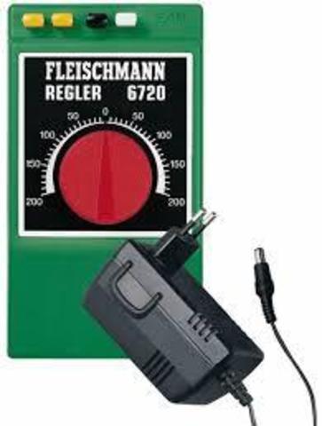 FLEISCHMANN 6725 Комплект аналогового управления для FLEISCHMANN