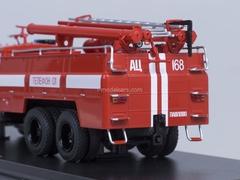 ZIL-133GYa AC-40 fire engine Pavlovsky Start Scale Models (SSM) 1:43