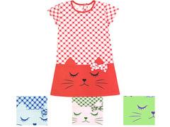 402К платье детское, цветное