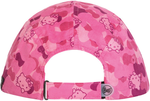 Кепка Buff 5 Panels Cap Camo Pink