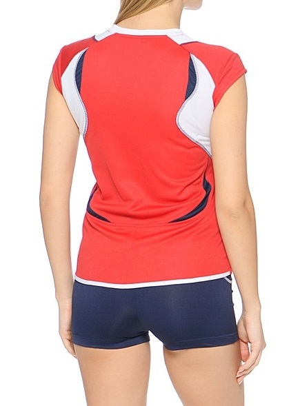 Женская форма для волейбола ASICS SET OLYMPIC LADY (T211Z1 2650) фото