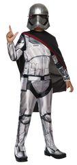 Звездные войны Капитан Фазма костюм детский