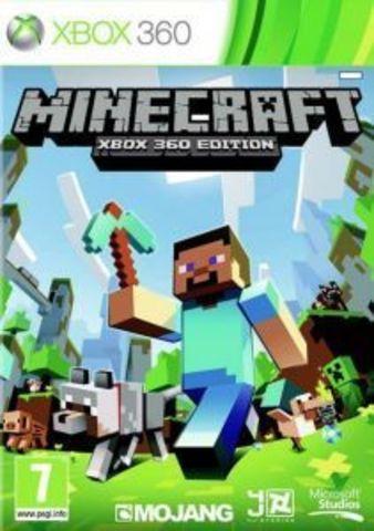 Microsoft Xbox 360 Minecraft (русская документация)