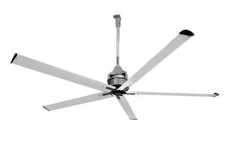 Потолочный вентилятор Vortice Nordik HVLS Super Blade 400/160