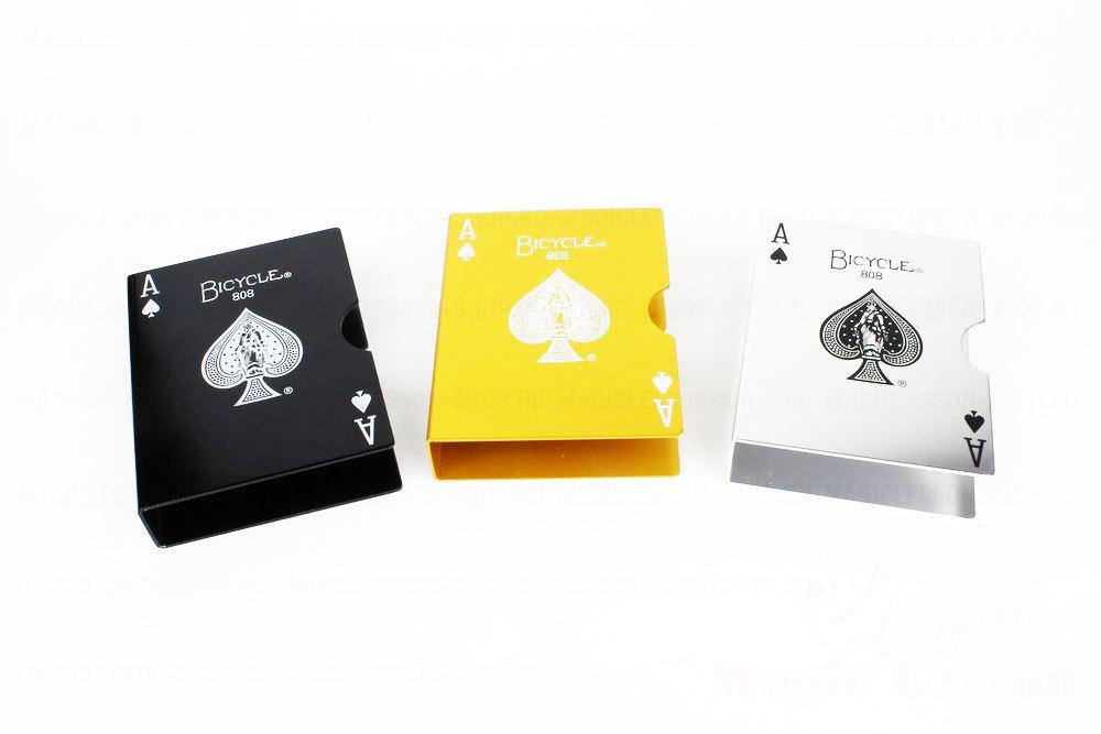 Металлические карточные держатели