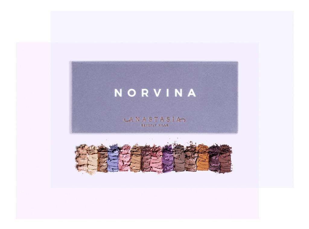 Палетка теней Norvina Eyeshadow Palette