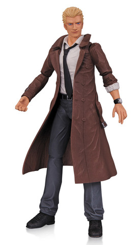 Justice League Dark Constantine Figure || Фигурка Константина из Темной Лиги Справедливости
