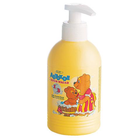 Витэкс Детское крем-мыло Детское крем-мыло от 1 до 3 лет 300 мл