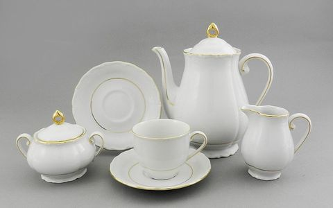 Сервиз кофейный 15 предметов Верона Leander