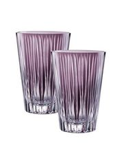 Набор стаканов 2шт 450мл Nachtmann Sixties Lines Violet