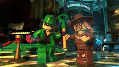 NS: LEGO DC Super-Villains (русские субтитры)