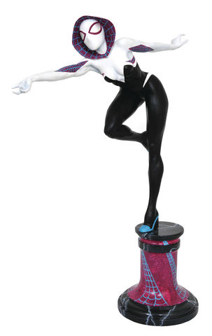 Marvel Premier Collection Spider-Gwen || Фигурка Гвен-Паук
