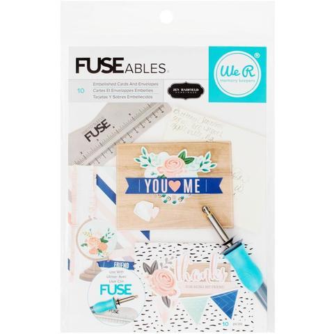 Комплект карточек, конвертов и украшений для FUSE