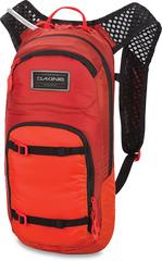 Рюкзак для вело с резервуаром Dakine SESSION 8L RED ROCK