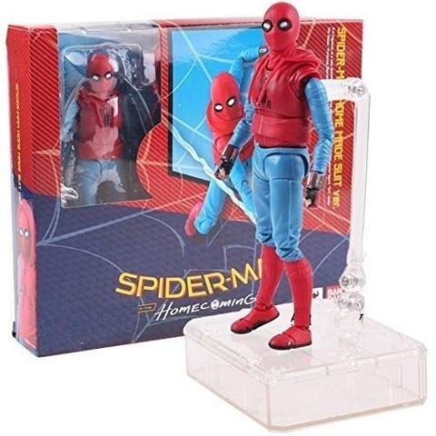 Человек-паук Возвращение домой фигурка подвижная
