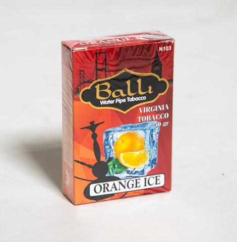 Табак Balli Orange Ice 50 г