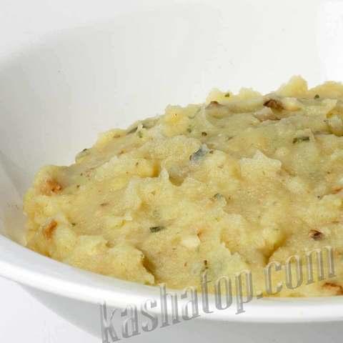 Пюре картофельное с грибами 'Леовит', 600 г