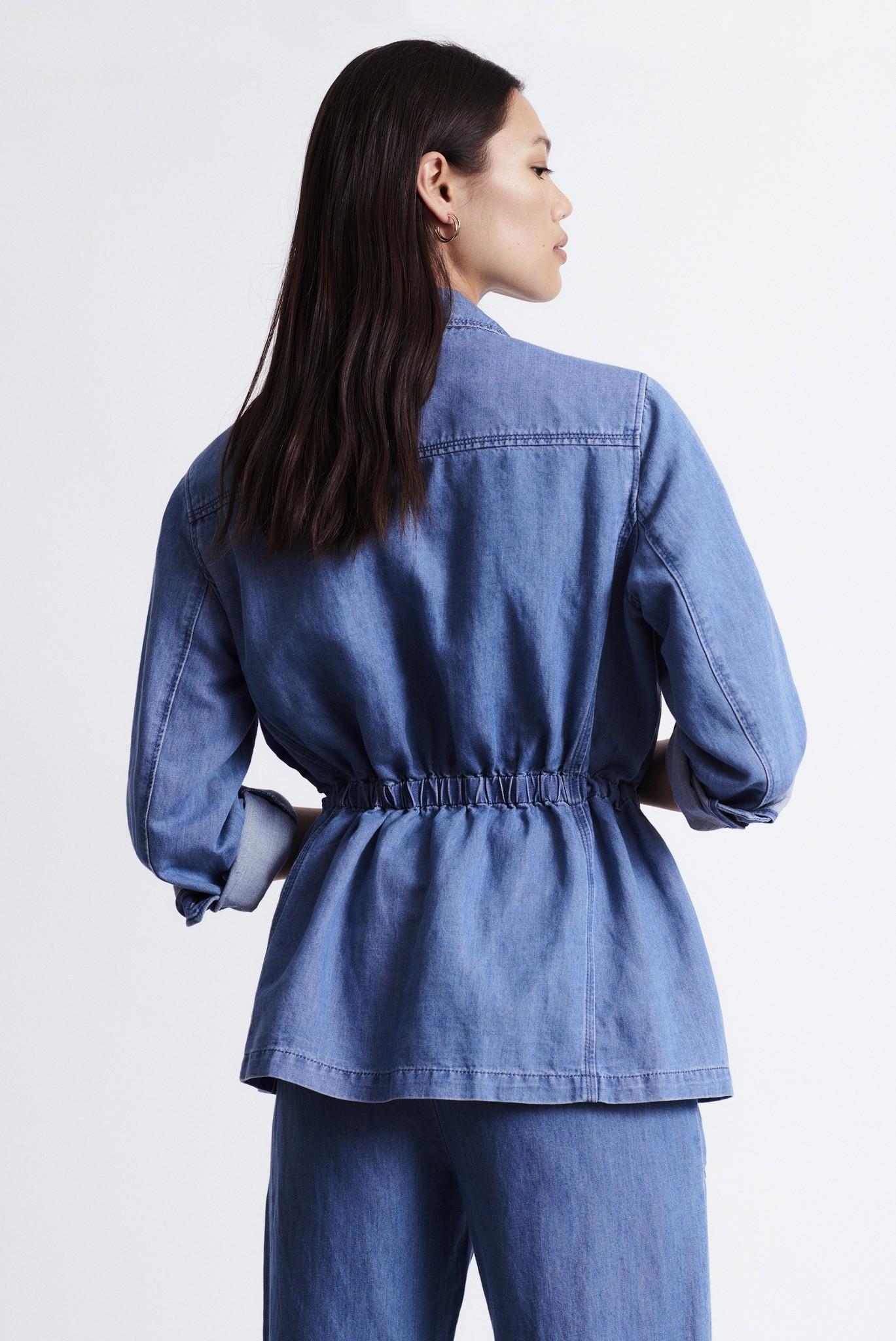 AMALTHEA - Джинсовая куртка