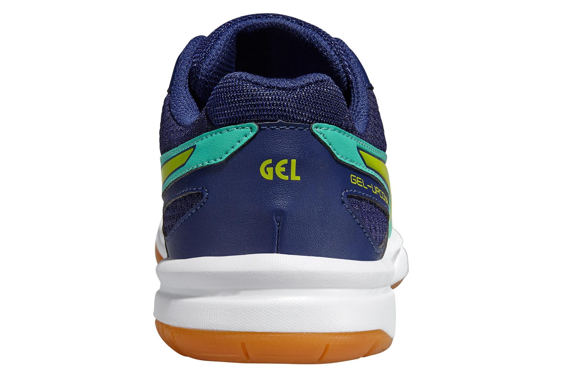 Детские кроссовки для волейбола Asics Gel-Upcourt GS (C413N 7007)