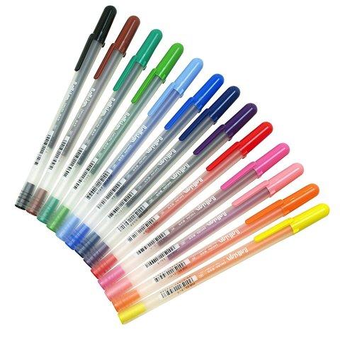 Гелевые ручки Sakura Ballsign 80/Gelly Roll (0,6 мм)