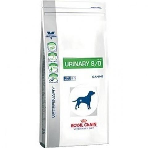 Корм для собак Royal Canin Urinary S/O LP18 14 кг