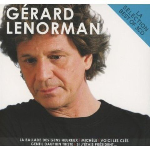 Gerard Lenorman / La Selection - Best Of (3CD)