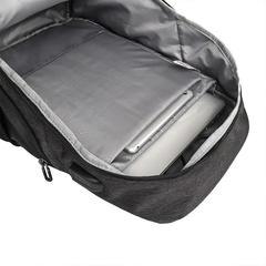 Рюкзак повседневный для ноутбука 15,6 KAKA 2215-10 серо-чёрный