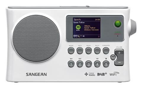 Sangean WFR-28 C