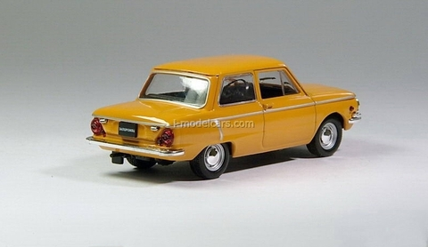 ZAZ-968A Zaporozhets orange 1:43 DeAgostini Auto Legends USSR #4