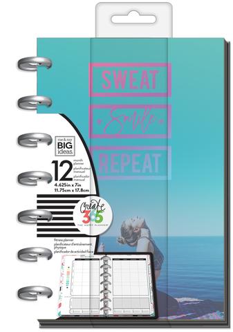 Ежедневник Create 365 Mini Planner 12,5х18см -Sweat Smile Repeat