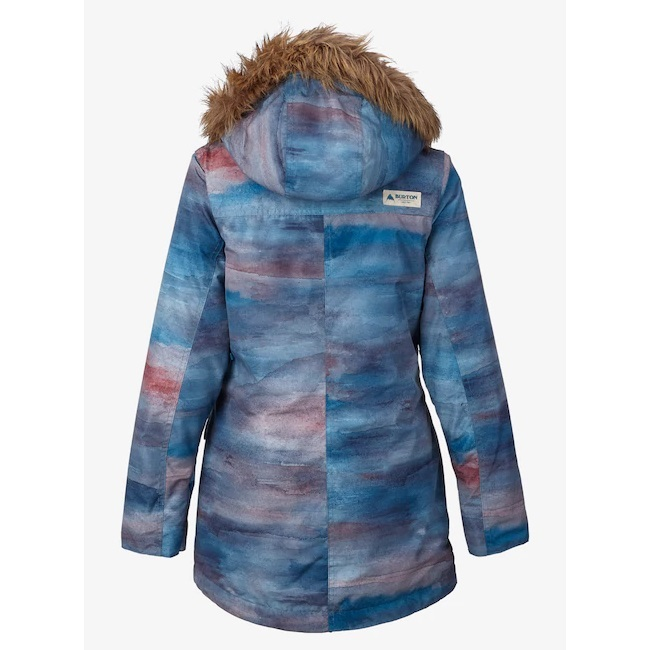 ЖЕНСКАЯ КУРТКА BURTON WB HAZEL JACKET, Jaded Senoda