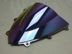 Ветровое стекло для мотоцикла Honda CBR1000RR 08-11 DoubleBubble Иридий