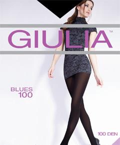 Колготки Giulia Blues 3D 100