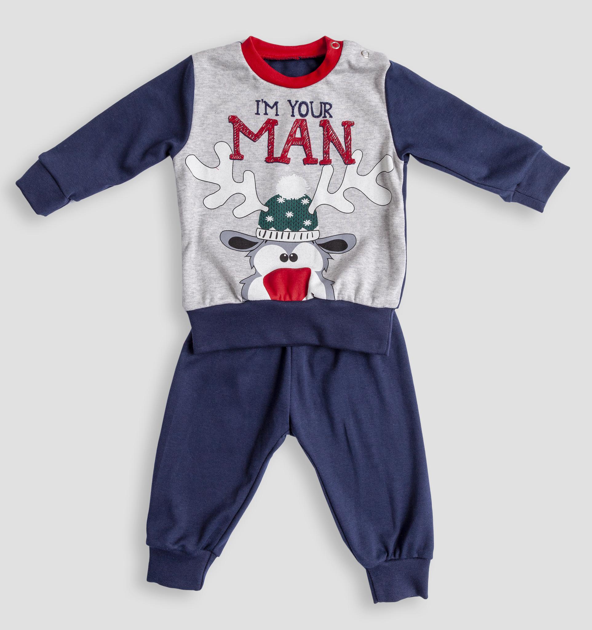 Пижама детская E18K-115P101