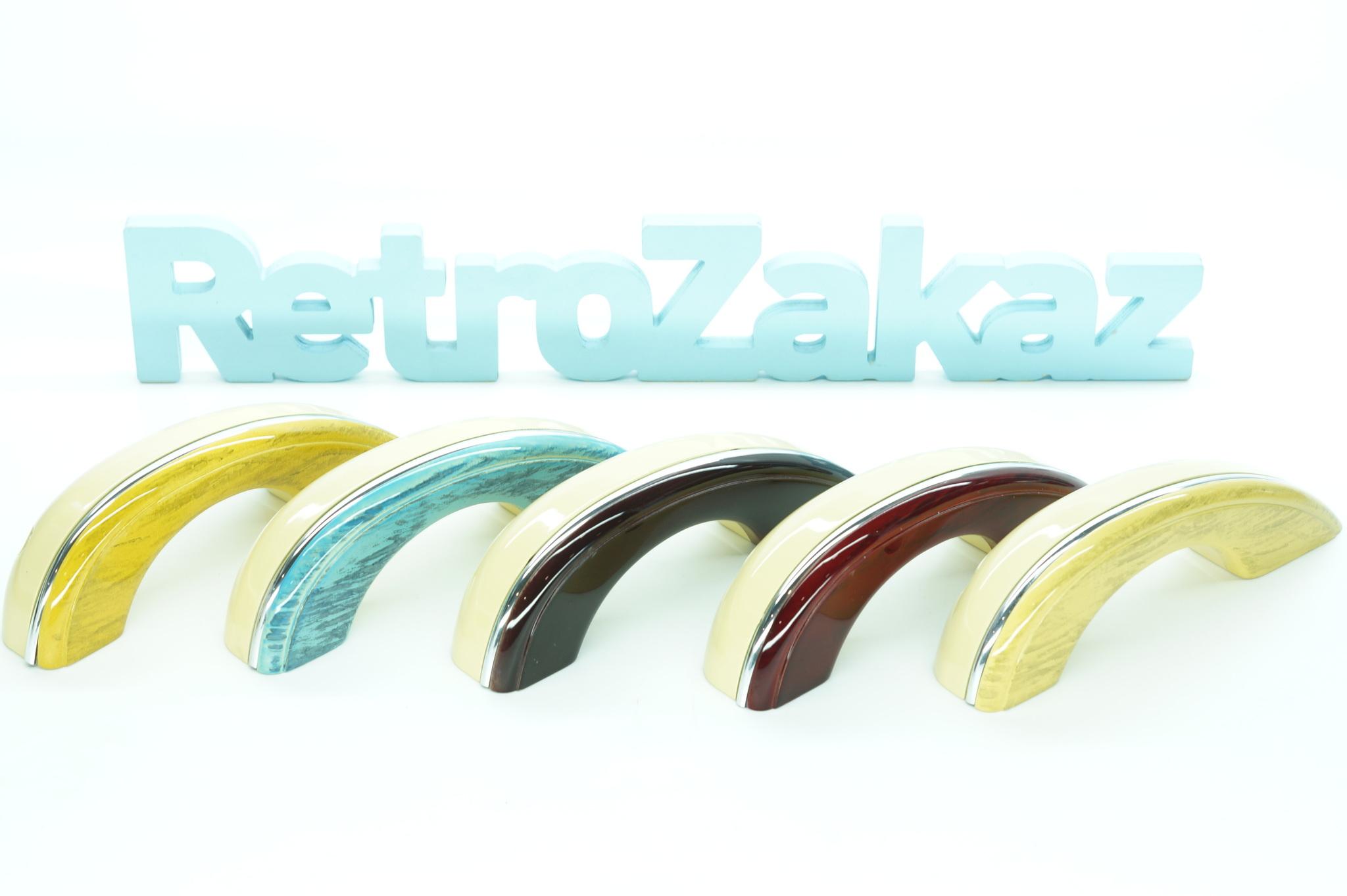 Подлокотники деревянные Газ 21 Волга