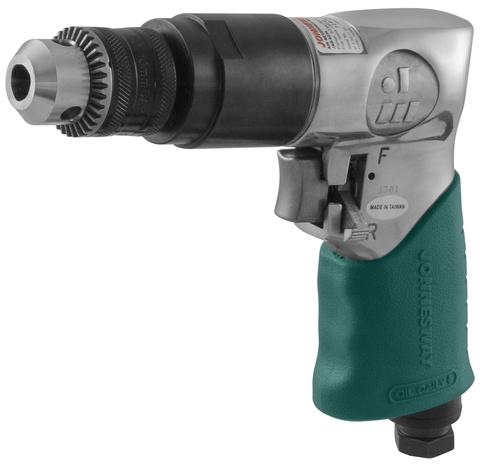 JAD-6234 Дрель пневматическая с реверсом 2500 об/мин., патрон 1-10 мм