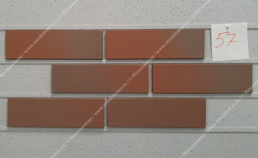 Облицовочная клинкерная плитка ABC, Ziegelriemche, Altona, 240х71х10, NF