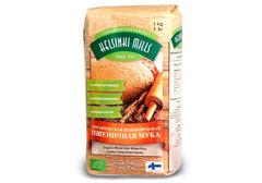Мука Helsinki Mills пшеничная органическая цельнозерновая, 1кг