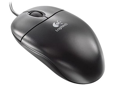 LOGITECH S90 Value Wheel Mouse Optical