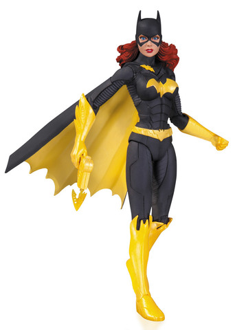 Batgirl New 52 Figure || Фигурка Бэтгерл