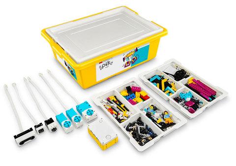 LEGO Education: Spike Prime Базовый набор 45678 — SPIKE Prime Set — Лего Образование