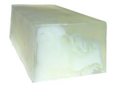 Мыло ручной работы (глицериновое) Козье молоко, брусок,1000g ТМ Мыловаров