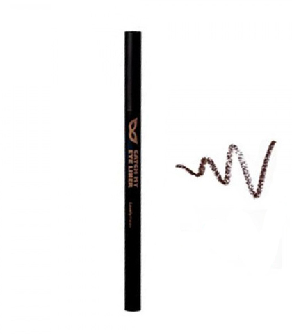 The Face Shop Подводка для глаз Lovely Me:Ex Catch My Eyeliner 02 Brown