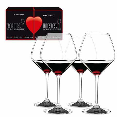 Heart To Heart Pay 3 Get 4 Value Gift Pack Pinot Noir