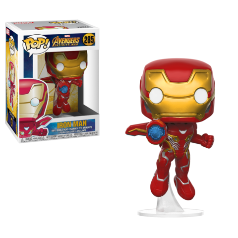 Фигурка Funko POP! Bobble: Marvel: Avengers Infinity War: Iron Man 26463